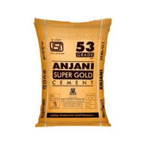 anjani cement rate