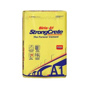 birla a1 strongcrete cement price
